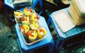 desserts de fruits a hanoi