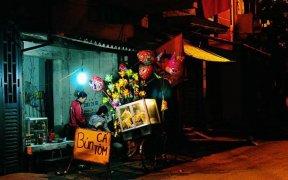 restaurant ambulant a hanoi