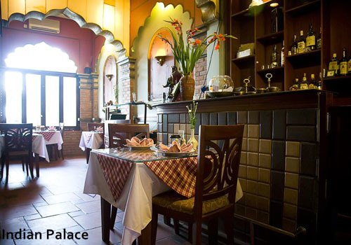 Top des meilleurs restaurants indiens à hanoi le