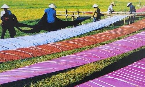 visiter le village van phuc