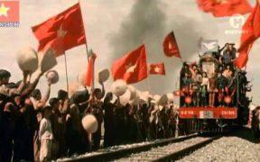 Le 10 octobre 1954 - La journée entre dans l'histoire du Vietnam comme le repère de la libération totale de la capitale Hanoi