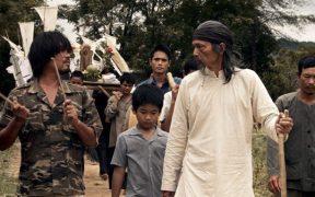 scene du film au festival du film francophone a hanoi