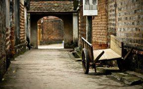 maison ancienne au village duong lam a hanoi