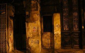 ambiance de la nocturne a hanoi