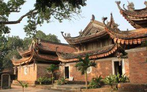 pagode tay phuong a hanoi