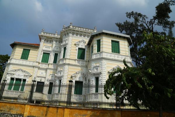 un style architectural unique à Hanoi
