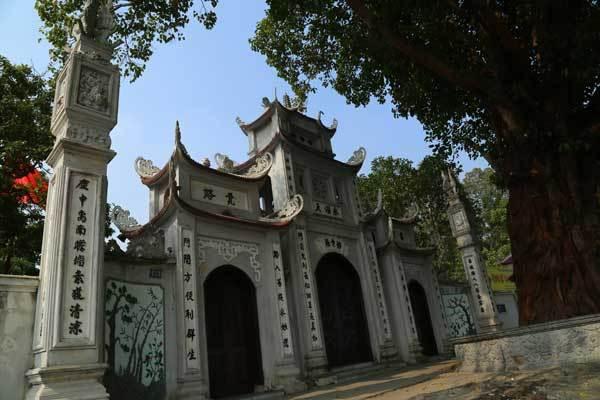 La pagode Sai