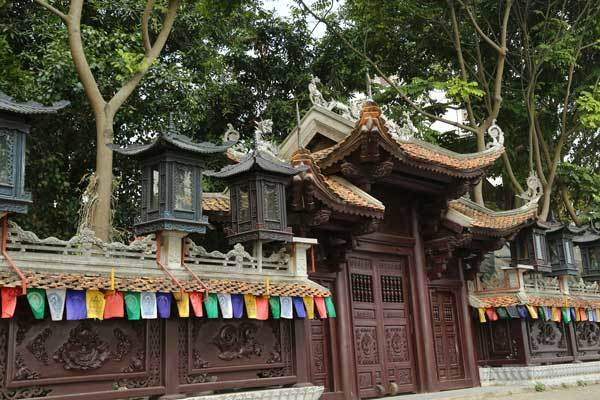 La pagode Van Nien
