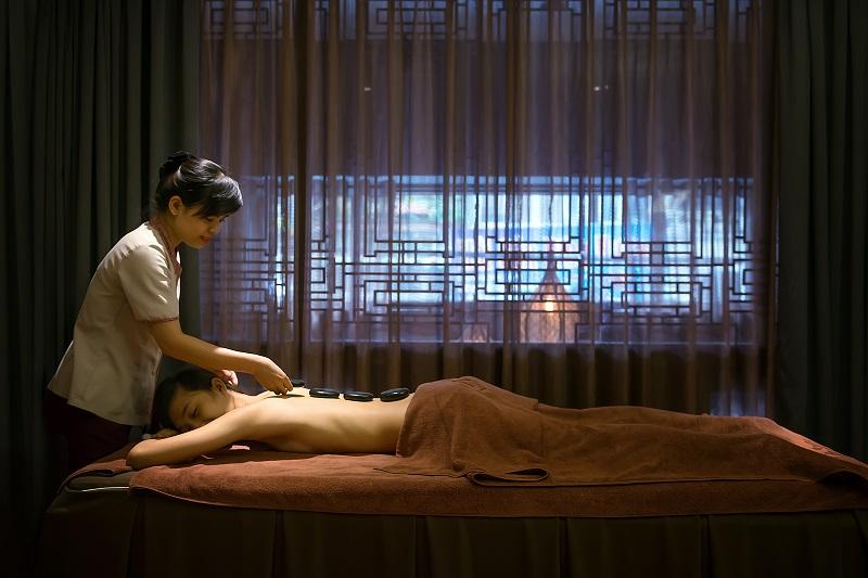 spa la siesta trendy hanoi massage