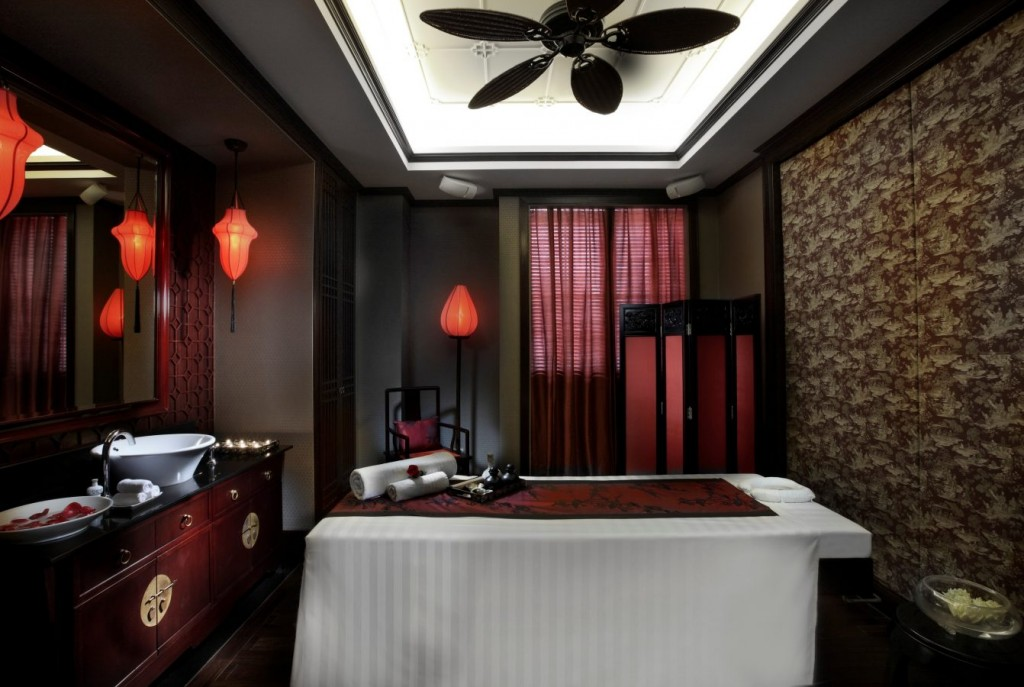 spa metropole massage cabine