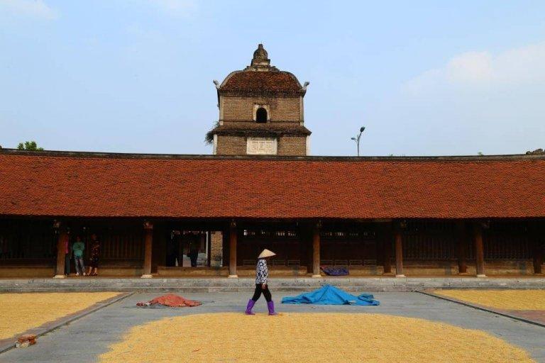 pagode vietnam hanoi